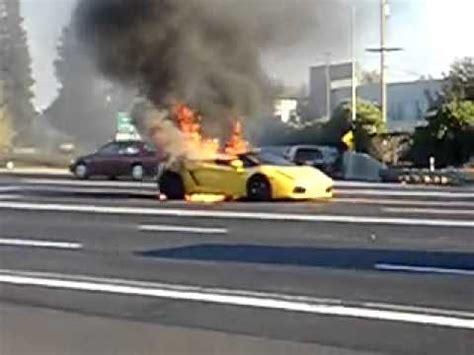 Lamborghini Brennt by Lamborghini Brennt Youtube