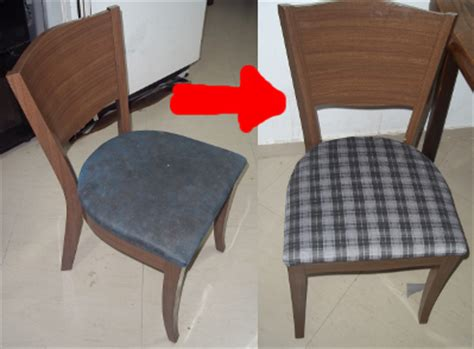 Reupholster Armchair Tutorial by How To Reupholster A Chair Easy Diy Tutorial Penniless