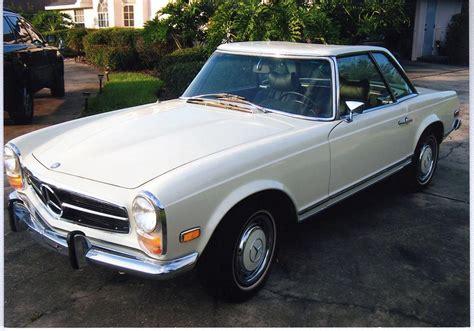 1969 mercedes 280sl 1969 mercedes 280sl coupe hardtop 49559