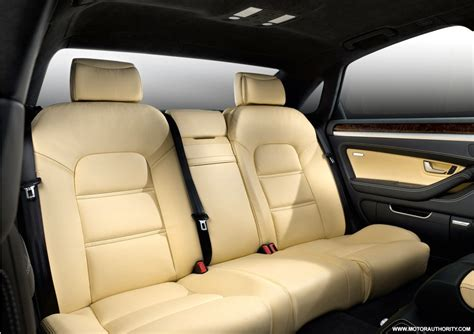 Comfort Package by Audi A8 Comfort And Sport Package For The Aging A8