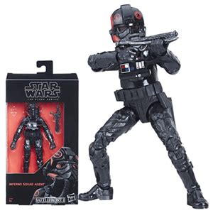 Inferno The Drone Wars figura wars inferno merchandising es
