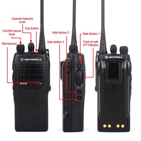 Ht Handy Talky Motorola Gp 328 Gp328 Vhf Ori Garansi Resmi 1 jual ht motorola gp338 jual handy talky motorola gp 338