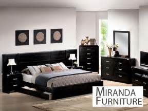 king bedroom sets image: home eastern king bedroom black finish eastern king bedroom set