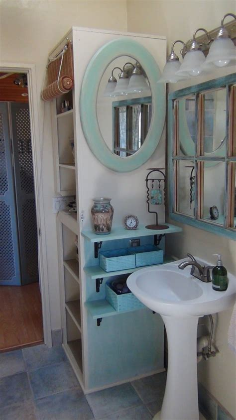 storage ideas for bathroom with pedestal organizing tips for a small bathroom organized beautifully