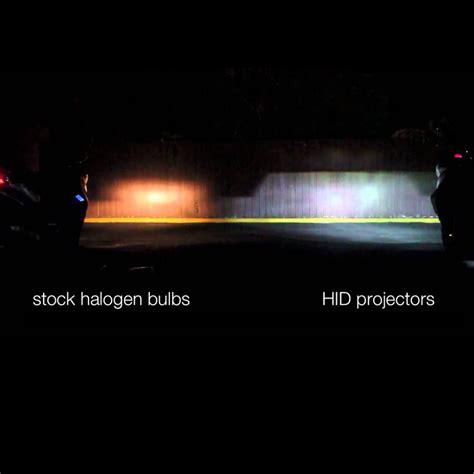 Projector Hid Hid Xenon 09 16 Dodge Ram 1500 2500 Eye Halo