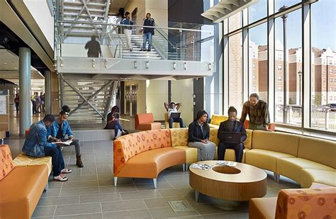 bowie state student center educational design