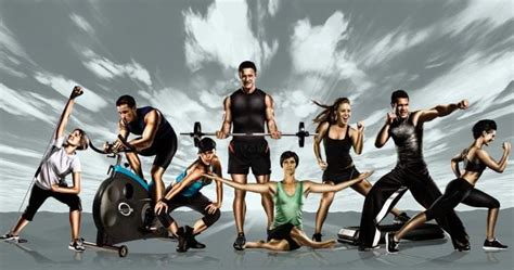 Fit Classes 1 by Bionik Fitness Human Performance