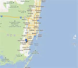 map of se florida deboomfotografie part 183
