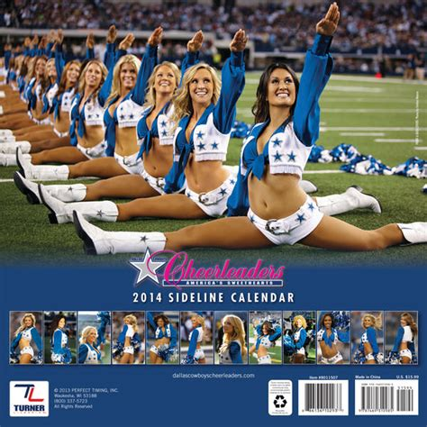 Dallas Cowboys Swimsuit Calendar 2013 Swimsuit Calendar On Dallas Cowboys