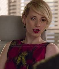 revenge margo haircut 68 best images about karine vanasse on pinterest