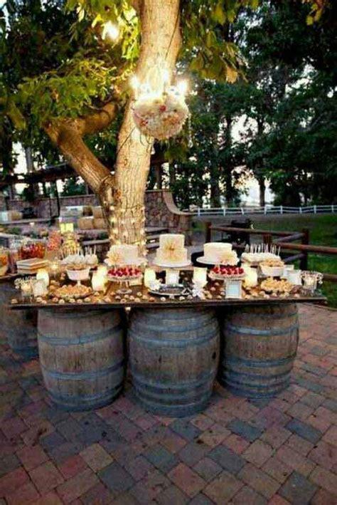 Backyard Wedding Bar 20 Attractive And Unique Outdoor Wedding Bar Ideas