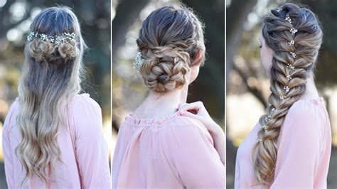 Pictures Of Prom Hairstyles by 3 Prom Hairstyles Hairstyles