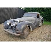 Triumph Roadster 1800 1948 Lovely Restoration Project