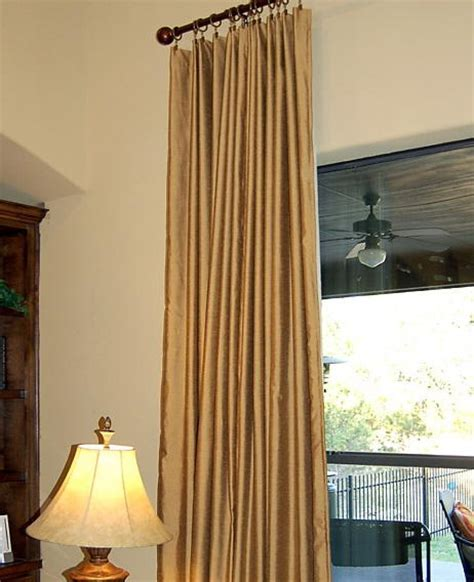 DIY Curtains Sewing Pattern   AllFreeSewing.com