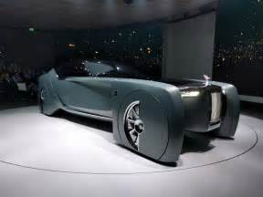 Pics Of Rolls Royce Rolls Royce Unveils Luxurious Driverless Car Anirudh