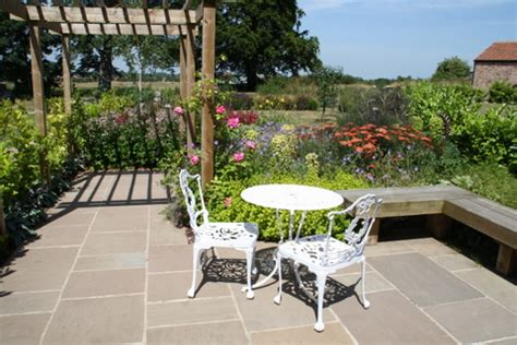 Large Country Cottage Garden Yorkshire