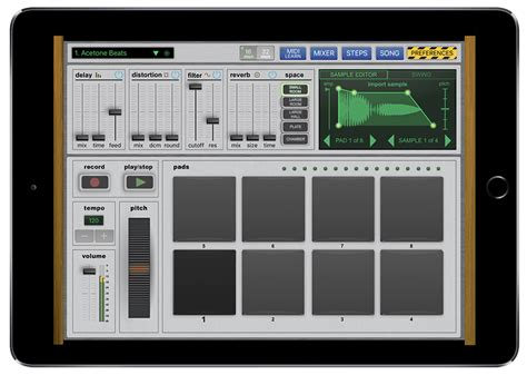 best drum pattern app this new ios drum machine is one of the best ever