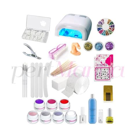 Kit Ongle Gel by Kit Ongles En Gel A Donner