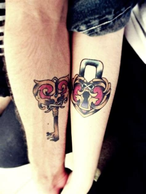 tattoo inspiration cute 25 couple tattoos ideas gallery