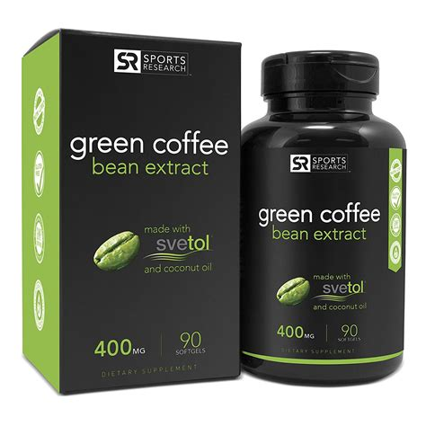 Green Tea Blend Coffee Bean svetol green coffee bean extract liquid softgels and the