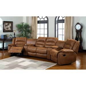 curved sectional sofa with recliner for forever