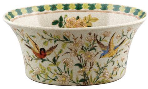 hill design porcelain porcelain planter traditional indoor pots and planters