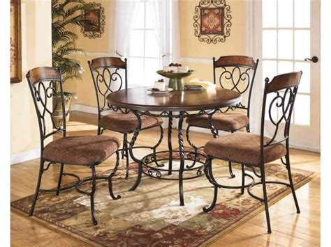 Wrought Iron Kitchen Sets by Wrought Iron Kitchen Chairs Chic Small Dining Room Design
