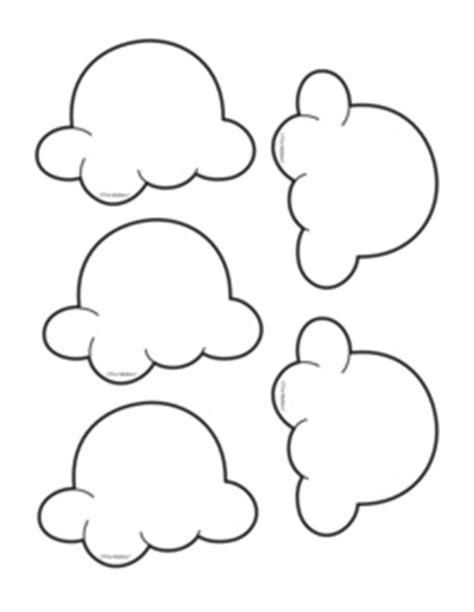 printable popcorn kernel template popcorn coloring pages