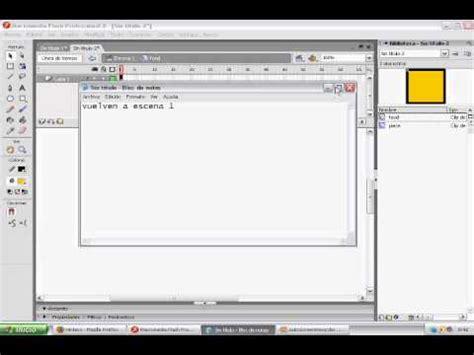 tutorial flash juego tutorial crear juego de snake en flash 8 youtube