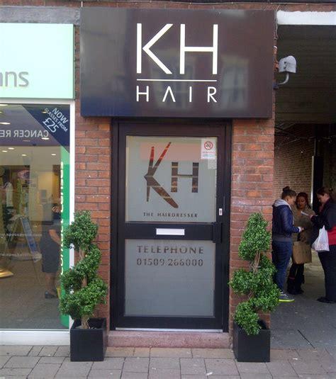 salon door ethan hair salon nyc outside