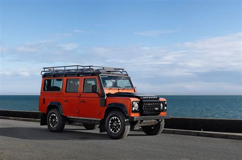 land rover defender 2015 special edition new land rover defender coming in 2019