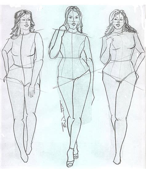 fashion illustration measurements artists fashion illustration croquis