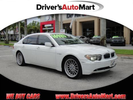 old car owners manuals 2004 bmw 760 electronic valve timing bmw 760 cars for sale