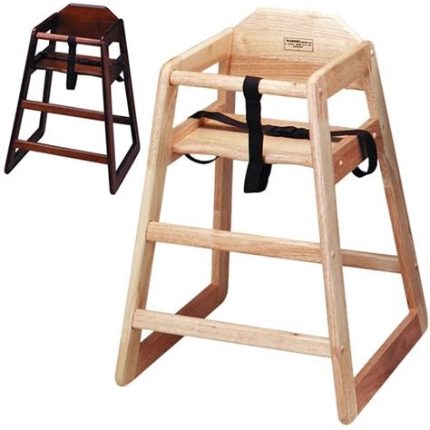 High Chairs Wooden by Wooden High Chair Foremost Products