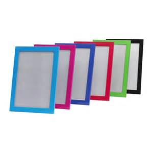 colored picture frames nyttja frame 19 190 x27 189 quot ikea