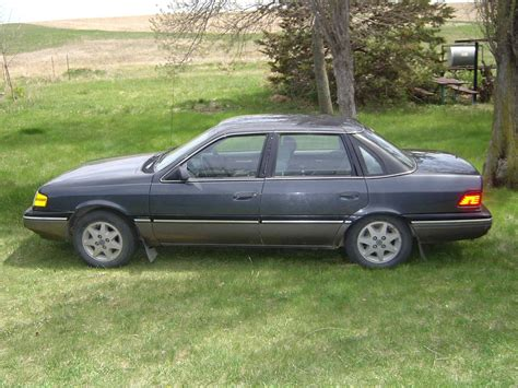 1988 ford tempo overview cargurus