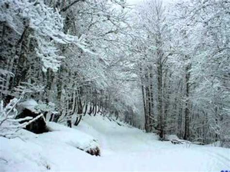 fotos de paisajes preciosos paisajes nevados cs youtube