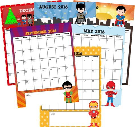 free preschool calendar template printable 2016 calendar september calendar template 2016