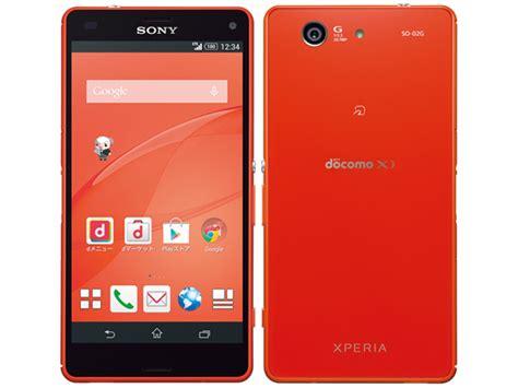Hp Sony Xperia Z3 Di Jepang 価格 xperia z3 compact so 02g docomo orange の製品画像