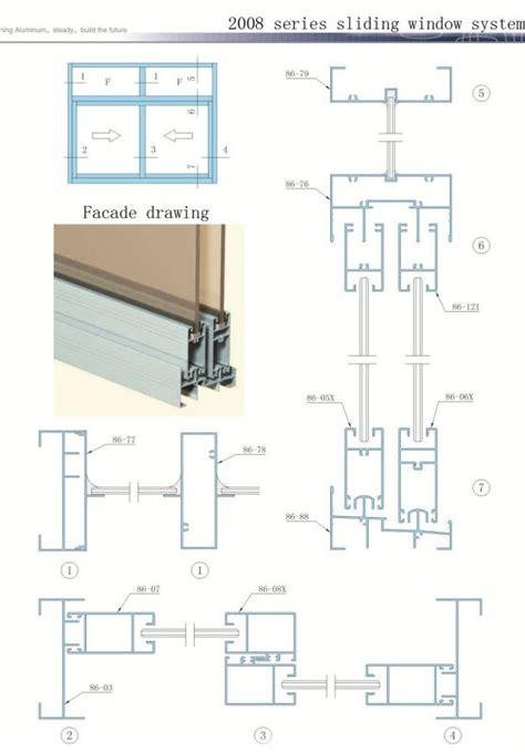 aluminum door section white aluminium frame glass window section buy aluminium