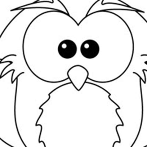 wise owl coloring page wild animals coloring pages for kids
