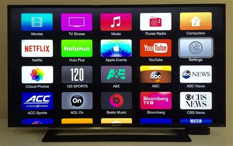 how to rearrange and hide apple tv channels to
