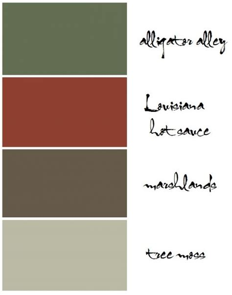 cajun paint color louisiana a distinctive style and taste odyssey places in the home