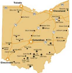 Ohio State Parks Map by Map Of Ohio State Parks Submited Images
