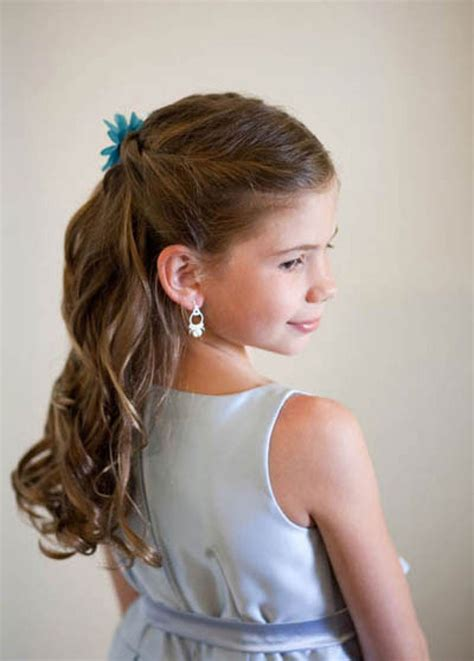elegant hairstyles for toddlers wedding hairstyles for little girls elle hairstyles