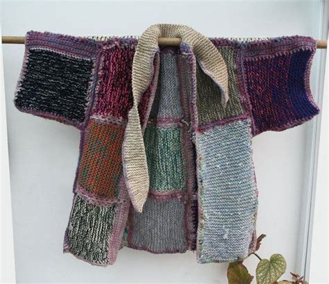 Patchwork Knitting Patterns - image result for patchwork knitted sweater pattern