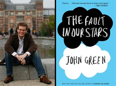 the fault in our stars by john green reviews discussion bookpeople presents john green the fault in our stars