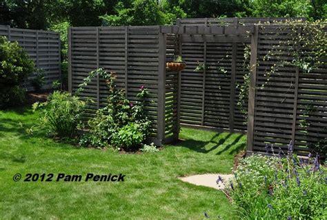 Garden Trellis And Screens Dallas Open Days Tour 2012 Passmore Garden Diggingdigging