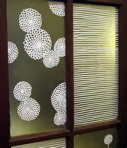 Paper Shades For Windows Decorating Diy Project Window Design Sponge
