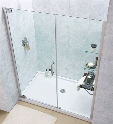 bathroom door threshold elegance frameless pivot shower door slimline single